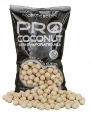 Boilies Starbaits Probiotic Coconut 1kg / 14mm